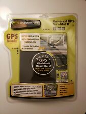 Universal GPS Holder Nav Mat II Dash Mount Portable Car Grip Base Ultra Thin