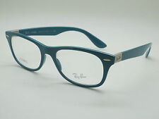 NEW Authentic Ray Ban RB 7032 5436 LITEFORCE Blue 52mm RX Eyeglasses