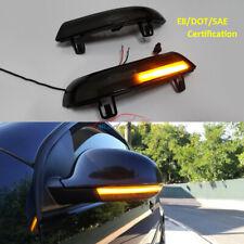 For VW Golf 5 Jetta MK5 Passat B6 Dynamic LED Turn Signal Light Mirror Indicator