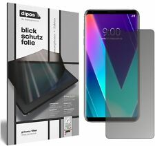 LG V30S ThinQ Screen Protector Privacy Filter 4-Way Protection dipos