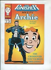 Punisher Meets Archie Lot (9.2)