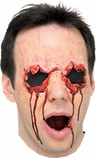 Morris Costumes Horror Scary Latex See Through Sightless Prosthetic. PM778234
