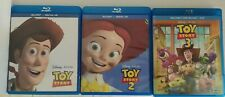 Toy Story Blu-ray Trilogy Bundle 1, 2, 3