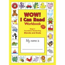WOW!  LCBF I Can Read NSW Foundation Script Stage 2 Workbook