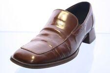 Marco O Polo Schuhe Trotteur braun Leder Variobündchen Gr. 37 (UK 4)