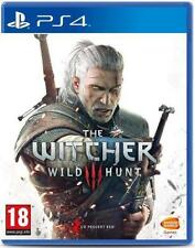 The Witcher 3 Wild Hunt PS4 VideoGames