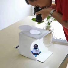 Mini Photo Studio Lighting Box Photography Backdrop LED Lightroom Portable Light
