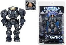 "NECA Heroes of the Storm - Raynor (Starcraft) 7"" Action Figure IN STOCK"
