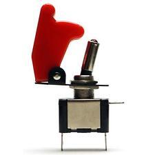 Kill Switch Rot Kfz Kippschalter 12V Schalter + rote LED + Kappe 20A NOS