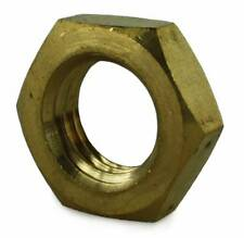 "1/4"" Whitworth Brass half nut (packs of 10)"