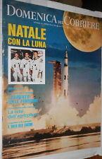 LA DOMENICA DEL CORRIERE 24 dicembre 1968 Astronauti Luna Giovanni Tissot Moto
