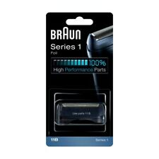 BRAUN Series 1 Foil & Cutter 11B Replacement Black Part Made Germany SB