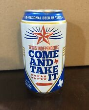 COME AND TAKE IT - Lone Star Light Can - Lone Star Brewing Co Ft. Worth Tx
