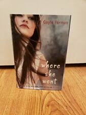 Where She Went, Forman, Gayle