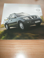 Nissan Navara brochure Dec 2011