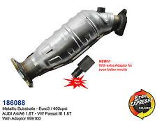 Katalysator Metall für Audi A4 B5 A6 4B 1.8T MK2 VW Passat MK3 Skoda Superb 3U