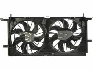 For 2005-2006 Buick Terraza Auxiliary Fan Assembly Dorman 31599WR 3.5L V6