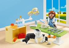 Playmobil #5653 Vet Visit Carry Case - New Factory Sealed