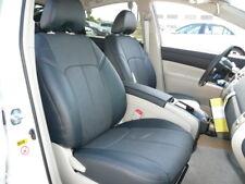 Clazzio Black Leather Custom Tailored Seat Covers for Lexus SC 1992-2000