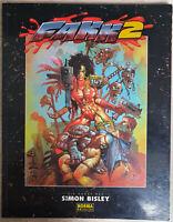 FAKK2 Artbook The Art of Fakk 2 Concept Comic Film Movie Julie Strain