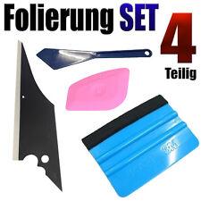 Auto Folierung - 4 Teilige -  Scheiben tönung - Rakel  Set - Auto Folien