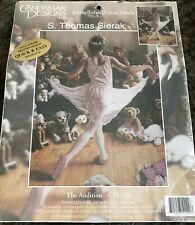 Cross Stitch Kit Dance Ballet THE AUDITION 11x14 Candamar Design Unopened