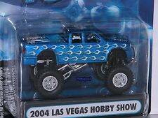 Muscle Machines 2004 Las Vegas Hobby Show Ford F-150 4X4 Limited 1/1296 Truckin