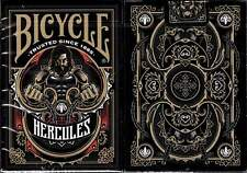 Bicycle Hercules Playing Cards – Limited Edition - SEALED