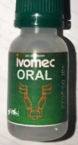 "IVOMEC ""oral""  -  2 ml, 5 ml, 10 ml"