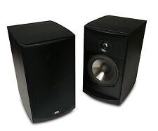 PSB Alpha B1 Bookshelf Speakers (1pr) {NEW} {Black}