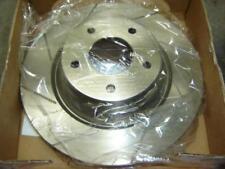 SLOTTED HSV CLUBSPORT R8 GTS MALOO GTO 343mm VT VU VX VY VZ FRONT Disc Rotors