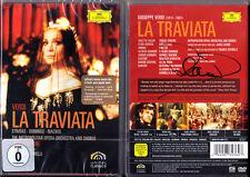 DVD Placido DOMINGO Signiert VERDI: LA TRAVIATA Teresa Stratas LEVINE Zeffirelli