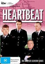 Heartbeat : Series 11 (DVD, 2013, 6-Disc Set)Genuine & unSealed (D113)(D149)