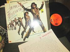 James Brown Nonstop! US '81 orig w/press bio LP PD-1-6318 soul funk rare vinyl