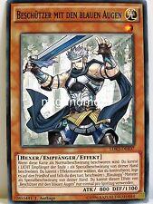 YU-GI-OH - 1x protettore con gli occhi blu-dek07-ldk2-Legendary Deck II