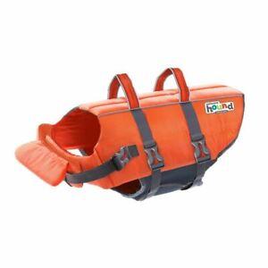 """Outward Hound Dog Life Jacket Extra Large Orange 15"""" x 22"""" x 14"""""""