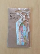 Paperchase 3 World Themed Gift Tags