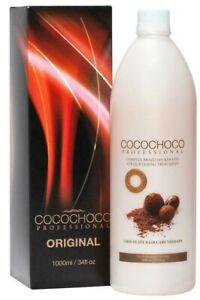 COCOCHOCO BRAZILIAN KERATIN TREATMENT, BLOW DRY HAIR STRAIGHTENING 1Litre/1000ml