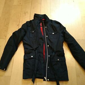 Musto Womens Jacket Insulated Navy Blue UK10
