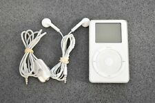 Apple iPod Classic 2nd Gen 20GB White A1019