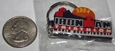 Ironman Kona Hawaii World Triathlon Collectors 2004 Key Chain