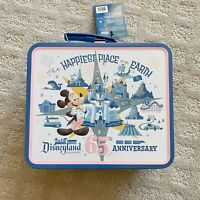Disneyland 65th Anniversary Happiest Place On Earth Funko Lunchbox