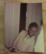 Vintage FOUND PHOTO BLACK WEDDING DAY PICTURES AFRICAN GUY FRIEND'S BEST MAN