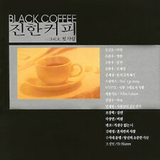 BLACK COFFEE  VOL.1 KPOP BEST MUSIC COLLECTION / 김건모,조관우,김범수, CAROL KIDD