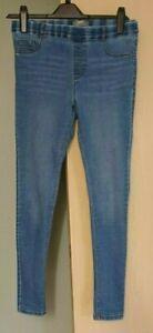 Dorothy Perkins Eden Jegging Jeans  Size  12 Blue Stretch Denim