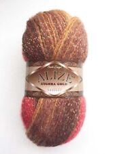 Alize Angora Gold Simli 100grm Ball Shade 6283M Autumn