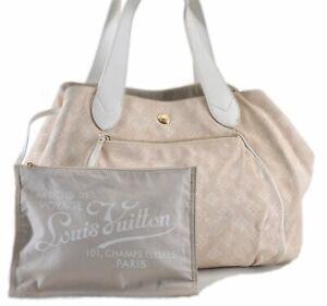 Authentic Louis Vuitton Beach Line Cabas Ipanema GM Tote Bag M95986 LV C0531