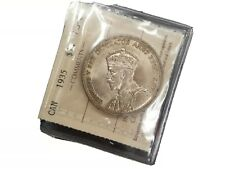 1935 Canada Dollar ICCS MS Sixty-Five