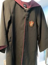 Gryffindor Robe From Universal Studios Wizarding World Of Harry Potter Size Xxxs