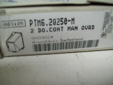 LANDIS & GYR PTM6.20250-M 2 DO CONT MAN OURD